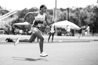Day 1 of the 2018 Atlanta Georgia Relays held at New Manchester High School. (B. Alyssa Trofort/Atlanta Georgia Relays)